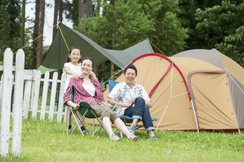 キャンプで利用したい