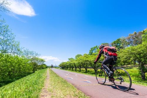 サイクリングで利用したい