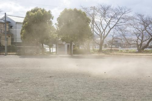 防じん(砂やほこり、乾燥した場所で使用したい)